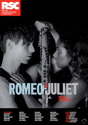David Dawson acting in Romeo and Juliet