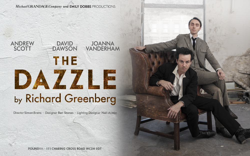 David Dawson in The Dazzle