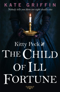 Kitty Peck and the Child of Ill Fortune cover