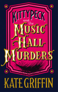 Kitty Peck and the Music Hall Murders Cover