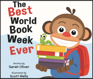 The Best World Book Week Ever Cover